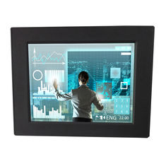 9.7 Inch Rugged Touch Screen Monitor / Rugged Lcd Displays With Embedded Mount